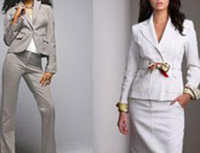 Бизнес-стиль: как оставаться женщиной?