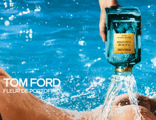 Продолжение лета: новый аромат Tom Ford