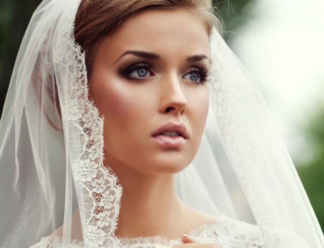 Красивый свадебный макияж невесты, фото, идеи