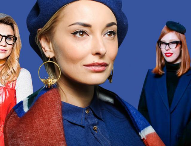 Как носить берет по-модному
