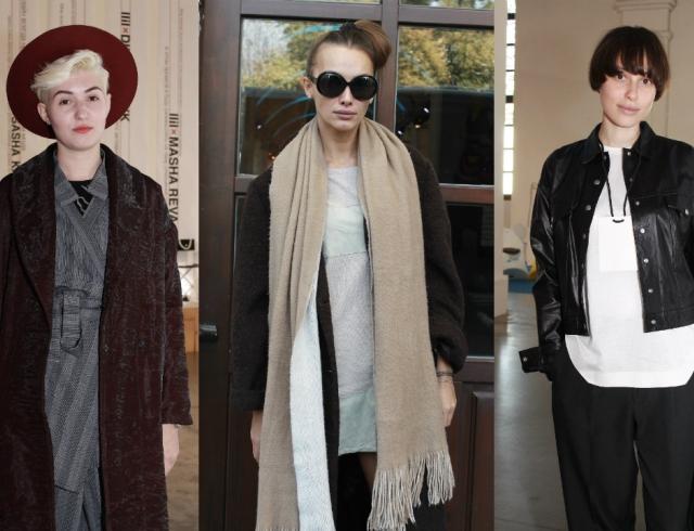 Что говорят о моде на Ukrainian Fashion Week