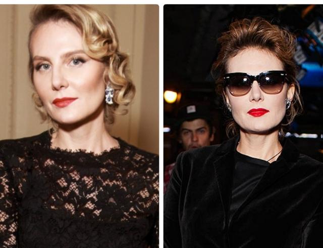 Рената Литвинова сменила цвет волос. Hot or not?