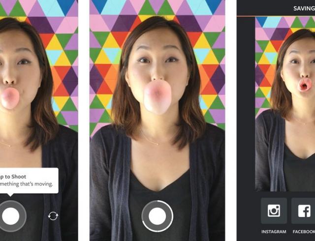 Поколение движущихся фото: как и зачем пользоваться новым приложением Boomerang
