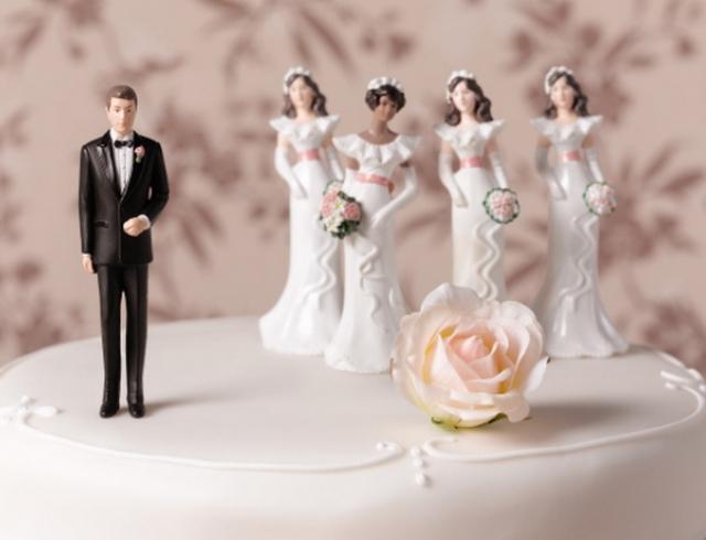 Доказано: полигамия полезна для женщин