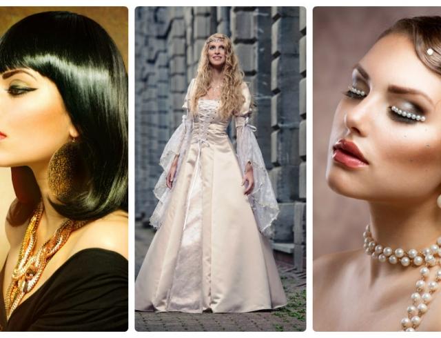 Вся история макияжа в одном видео: как красились женщины разных эпох