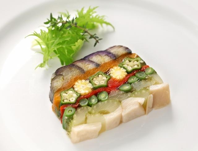 Все буде смачно 01.11.2015: французкий террин с овощами
