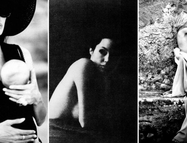 В объективе мужа: Брэд Питт показал свои снимки Анджелины Джоли