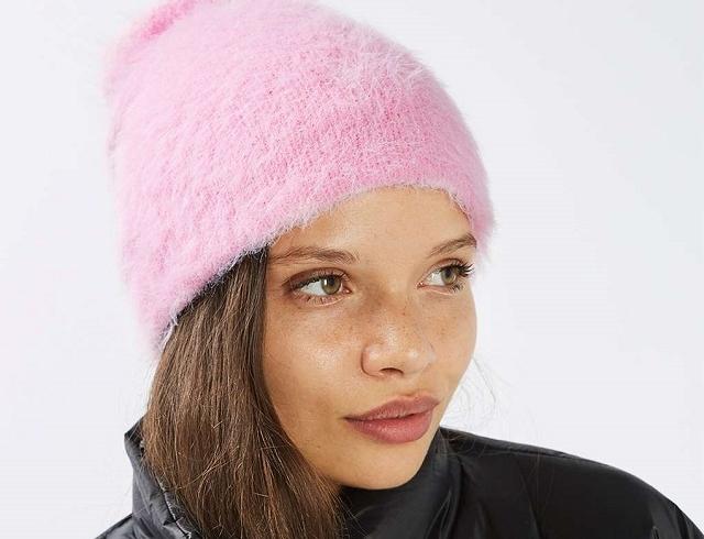 С чем носить шапку зимой (+50 фото)
