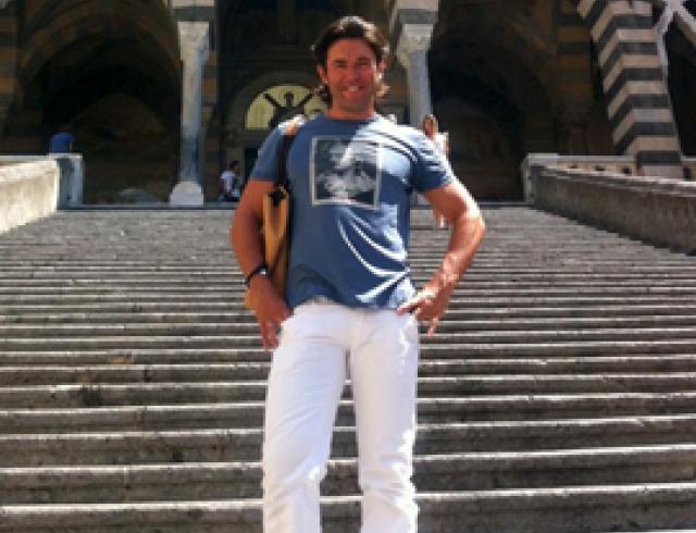 Медовый месяц Андрея Малахова в Италии. ФОТО