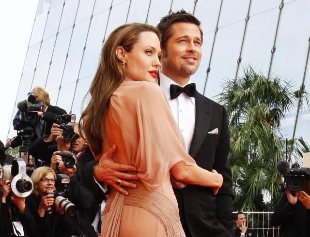 Анджелина Джоли рассказала о самом важном дне в жизни с Брэдом Питтом