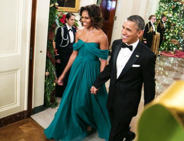 Итоги года: Барак и Мишель Обама о любимых сериалах и книгах