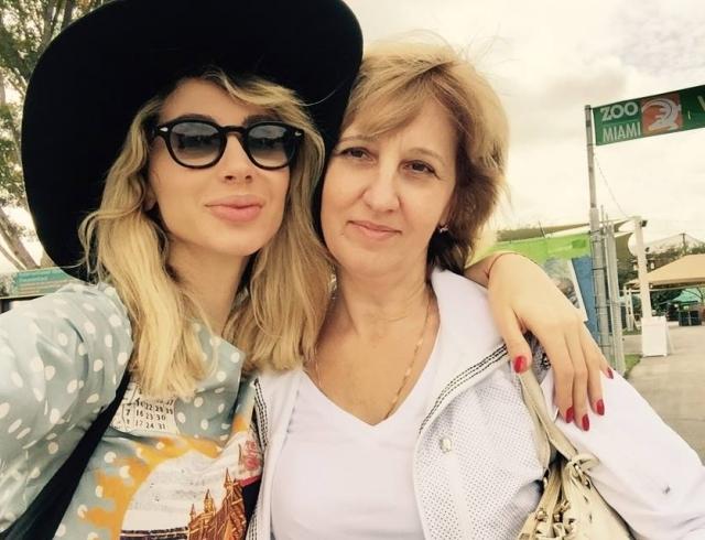 LOBODA впервые прокомментировала назначение мамы депутатом