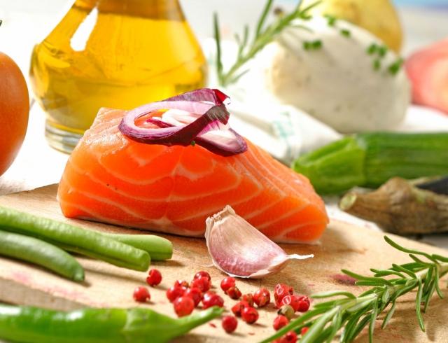 Ученые: средиземноморская диета - идеальное меню для организма