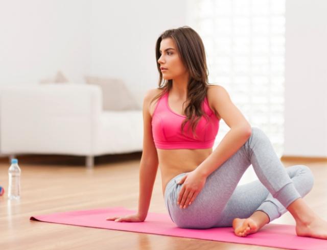 Насколько эффективен домашний фитнес