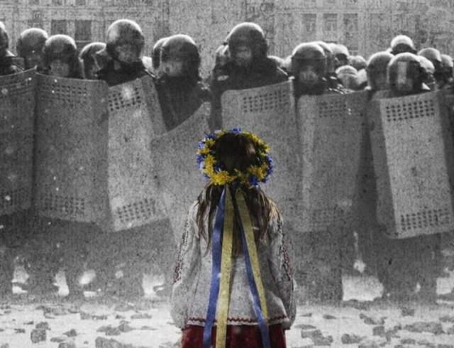 """Оскар 2016: номинирован украинский фильм """"Зима в огне: Борьба Украины за свободу"""""""