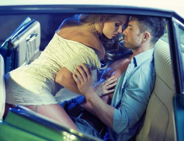 Самые популярные позы в сексе в машине