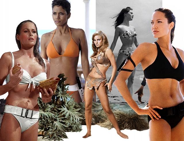 Ядерный взрыв сексуальности: самые откровенные бикини в истории title=