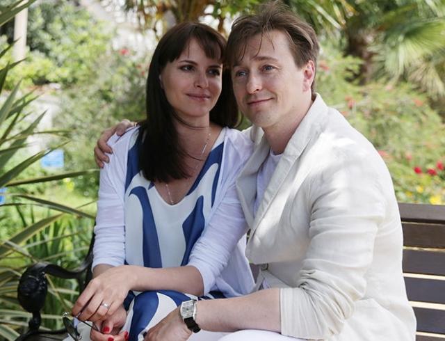 Безруков сергей фото свадьбы с анной