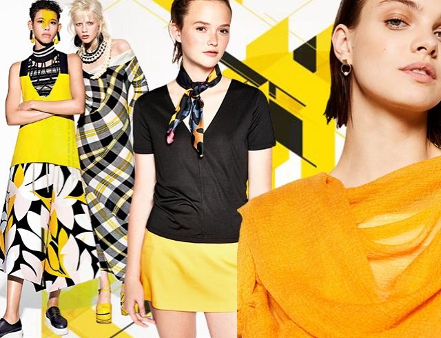 Street style: как и с чем носить желтый цвет (80+ фото)