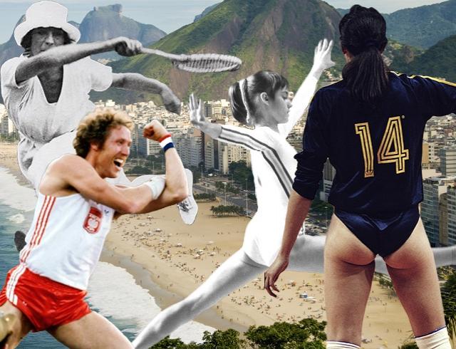 Летние Олимпийские игры-2016: самые стильные победы на Олимпиаде за всю историю