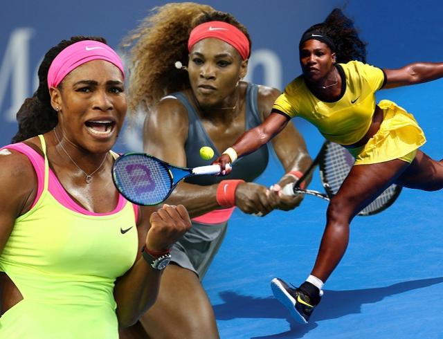 Серена Уильямс проиграла украинке Элине Свитолиной в Рио-2016: лучшие выходы первой ракетки мира на теннисный корт