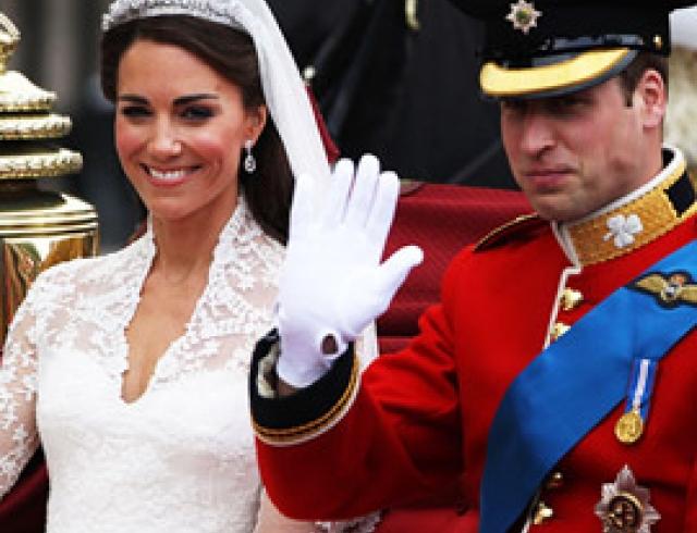 Свадьба Кейт и Уильяма: кто из дизайнеров одел молодоженов и их родственников. ФОТО