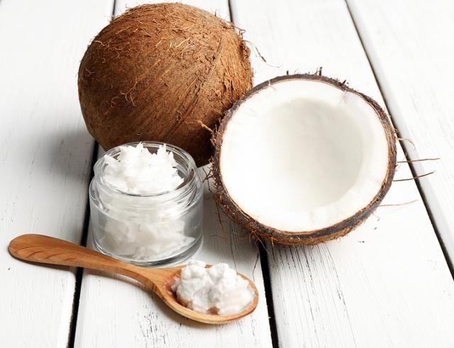 Секс с кокосовым маслом