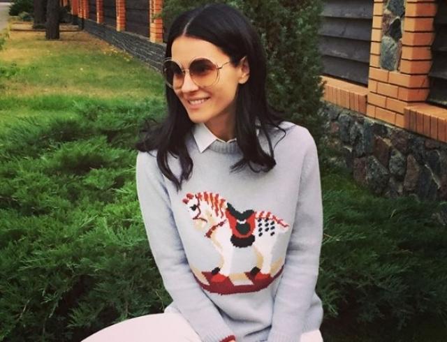 Маша Ефросинина рассказала о конфузах при выборе гардероба