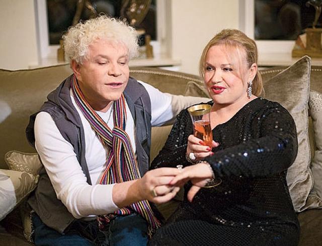 Борис Моисеев женится на американке: певец назначил дату торжества (ФОТО)