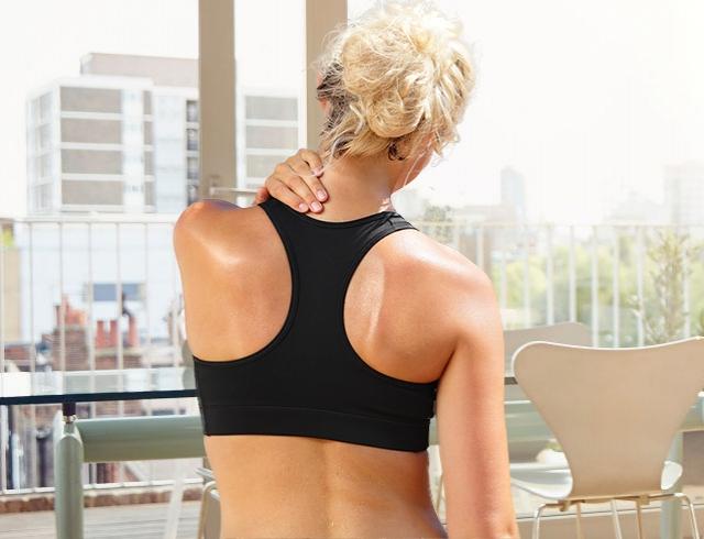 5 лучших упражнений для расслабления шеи после рабочего дня
