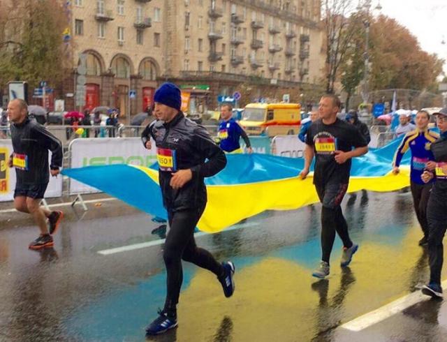 Більше 6600 учасників взяло участь у «Wizz Air Kyiv City Marathon 2016»