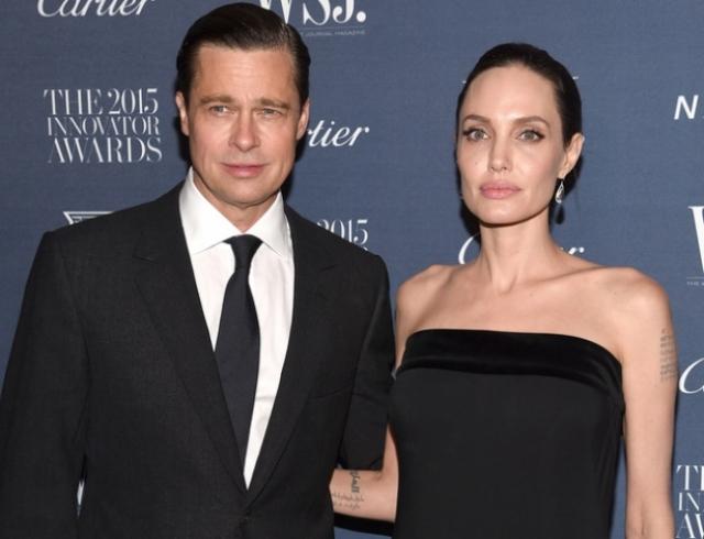 Брэд Питт готов выдать компромат на Джоли ради детей