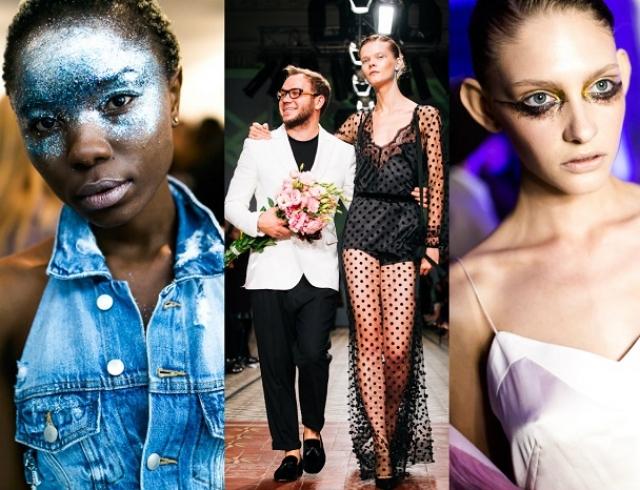Открытие Ukrainian Fashion Week: самое главное о юбилейном шоу Andre Tan