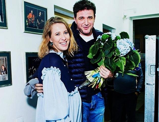 Беременная Ксения Собчак сама намекнула, что родит двойню (ФОТО)
