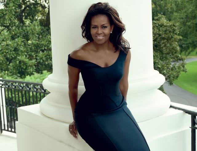 """Мишель Обама появилась на обложке Vogue: """"Пока я не знаю, что ждет меня впереди"""""""