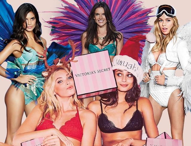 Шоу Victoria's Secret 2016 в Париже: свежие новости, фотографии моделей и видео с места событий (обновляется)