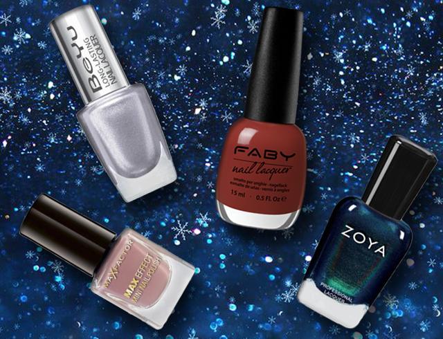 Самые модные цвета лака для ногтей, которые ты захочешь попробовать этой зимой