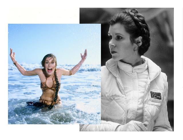 Феномен принцессы Леи: что Кэрри Фишер сделала для женщин