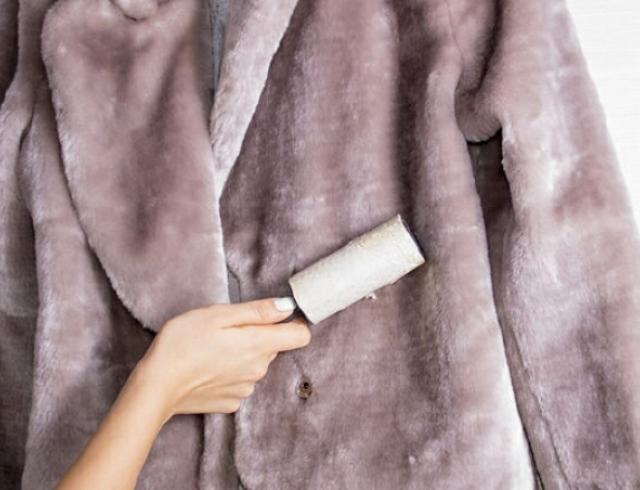 Как почистит белую шубу в домашних условиях 453
