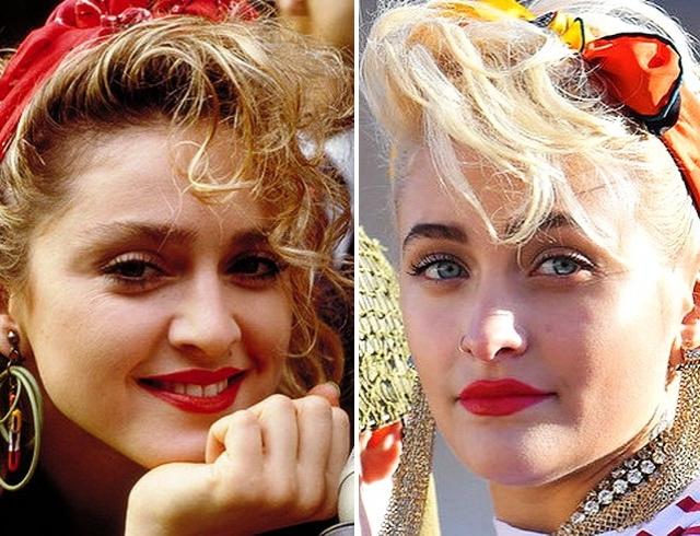 После рекламы Chanel дочь Джексона сравнили с Мадонной