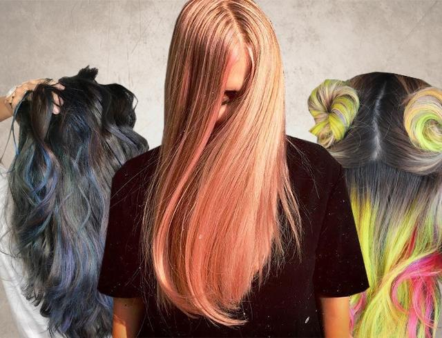 Как мы будем красить волосы в 2017 году: блоранж, брондирование, неоновые волосы
