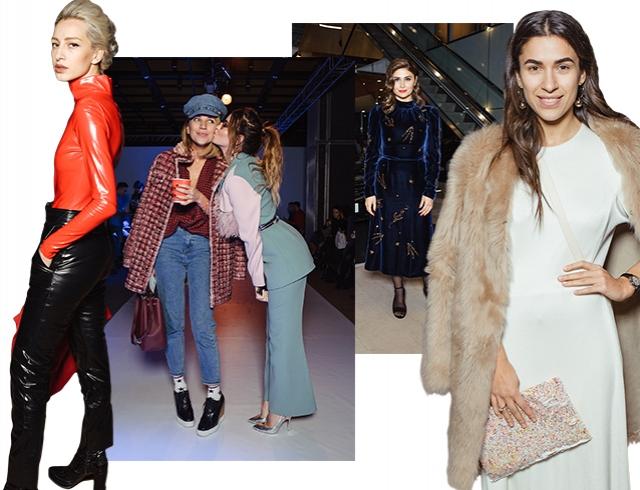 Кто в чем: гости первого дня показов Недели моды в Украине MBKFD