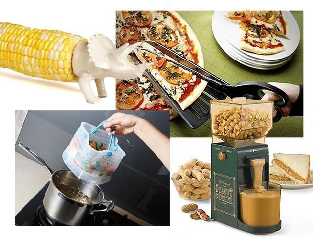Лучшая хозяйка этого достойна: удобные и особенные приспособления для кухни