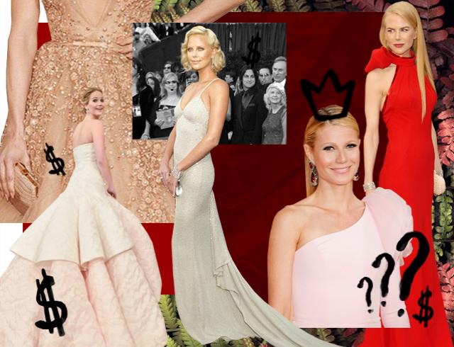Оскар: сколько на самом деле стоят образы звезд на красной дорожке, или почему вы не должны сравнивать себя со знаменитостями