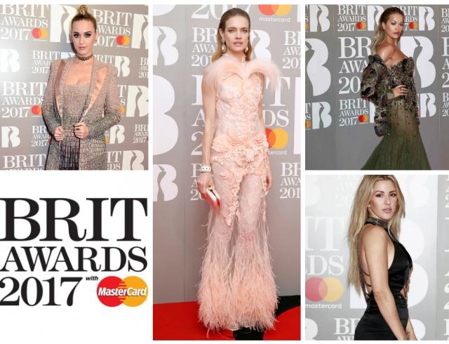 Brit Award 2017: лучшие бьюти-образы с красной дорожки