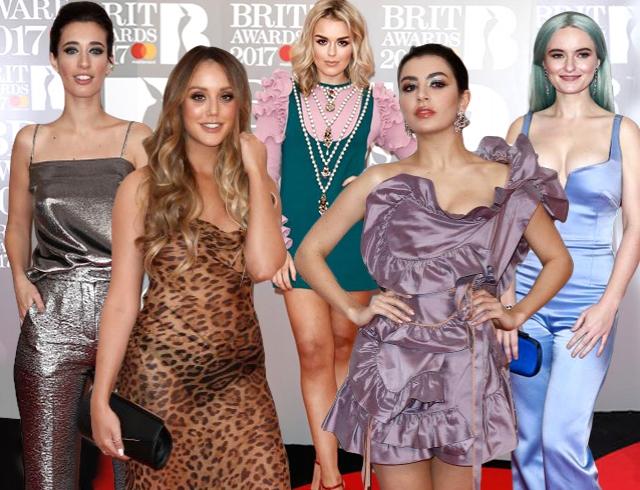 Не получилось: странные наряды звезд на красной дорожке Brit Awards 2017