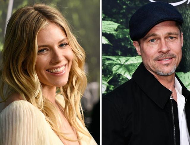Анджелина Джоли не зря ревновала: Брэд Питт сходил на свидание с Сиенной Миллер