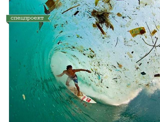 Трубочная война: борьба против выкинутого в океан пластика