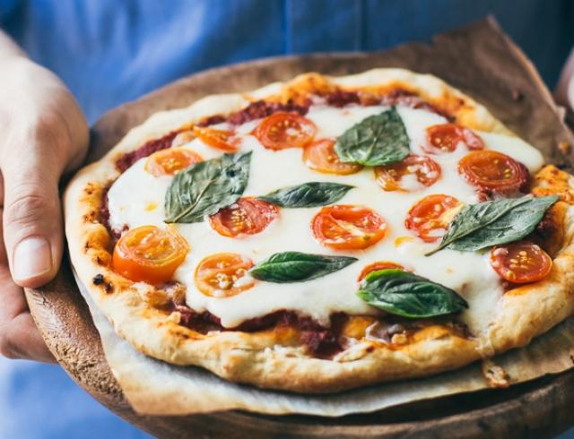 Легкое лето: рецепты вегетарианских пицц для здоровья и фигуры