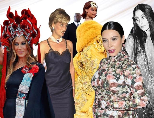 Самые скандальные платья Met Gala за всю историю